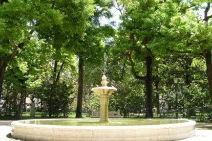 Amoreiras Garden Lisbon
