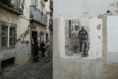 Bairro da Mouraria Lisbon
