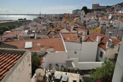 Bairro de Alfama Lisbon