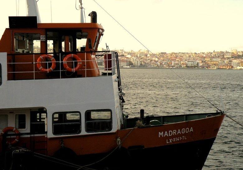 """Cacilheiro"" boat trip Lisbon"