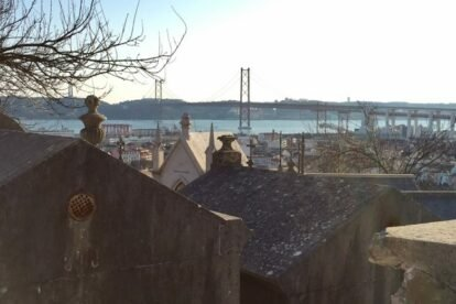 Cemitério dos Prazeres Lisbon