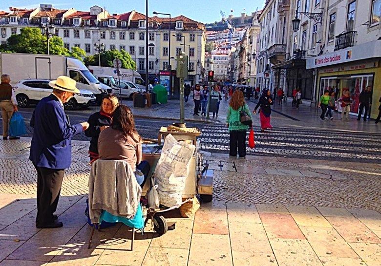 Chestnuts!!! Lisbon