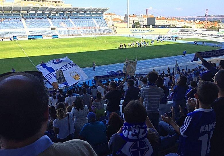 "Clube de Futebol ""Os Belenenses"" Lisbon"