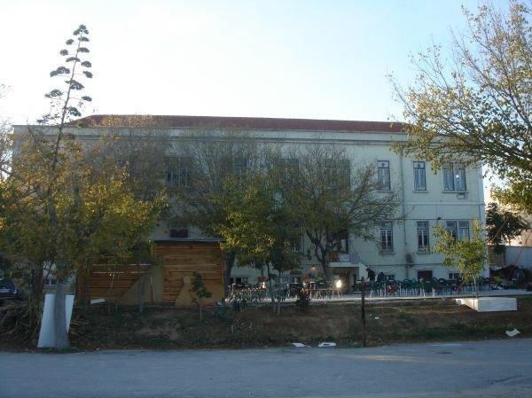 Fábrica Braço de Prata Lisbon
