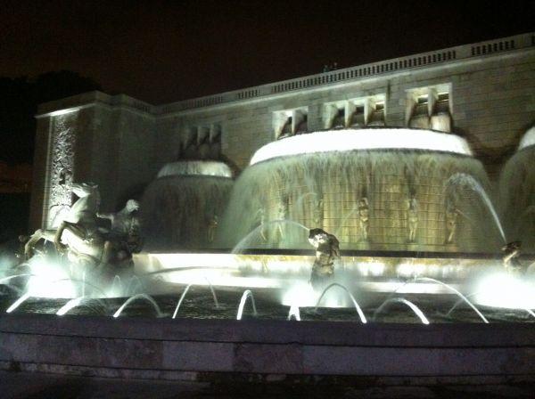 Fonte Luminosa Lisbon