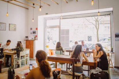 Foodprintz Cafe Lisbon