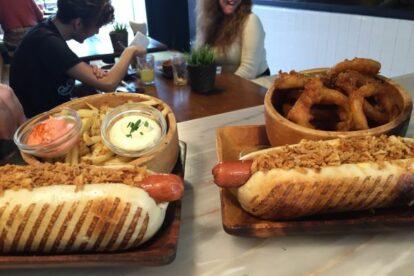 Frankie Hot Dogs Lisbon