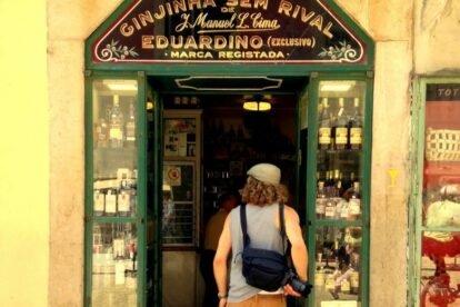 Ginginha Sem Rival Lisbon