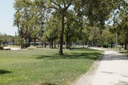 Jardim do Campo Grande Lisbon