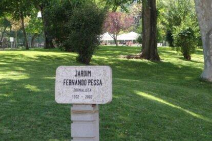 Jardim Fernando Pessa Lisbon