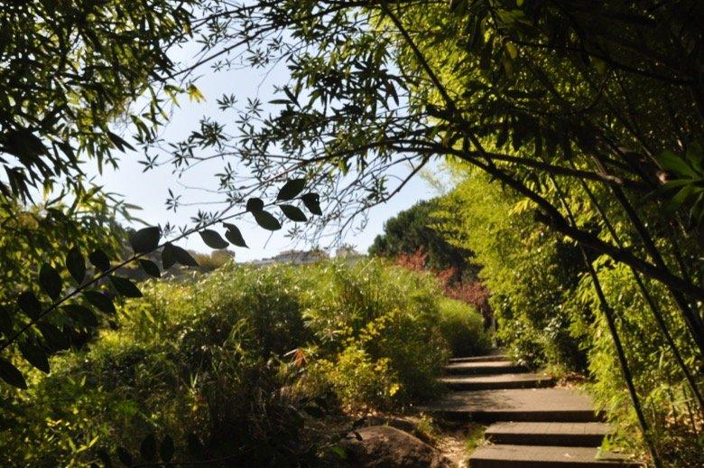 Jardins da Gulbenkian Lisbon