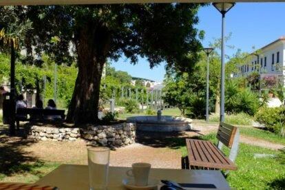 Jardins de Telheiras Lisbon