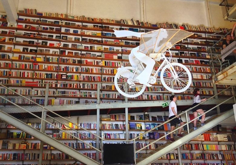 Livraria Ler Devagar Lisbon
