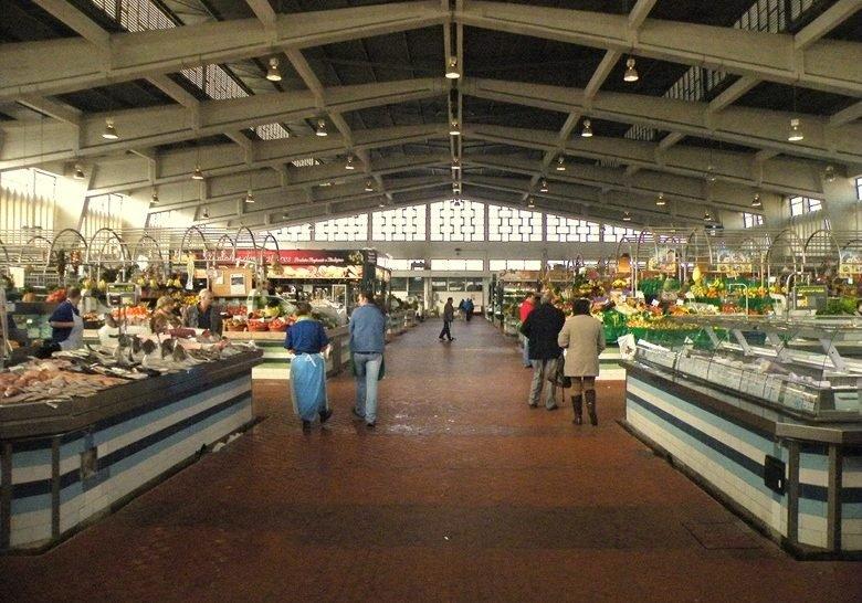 Mercado de Alvalade Norte Lisbon