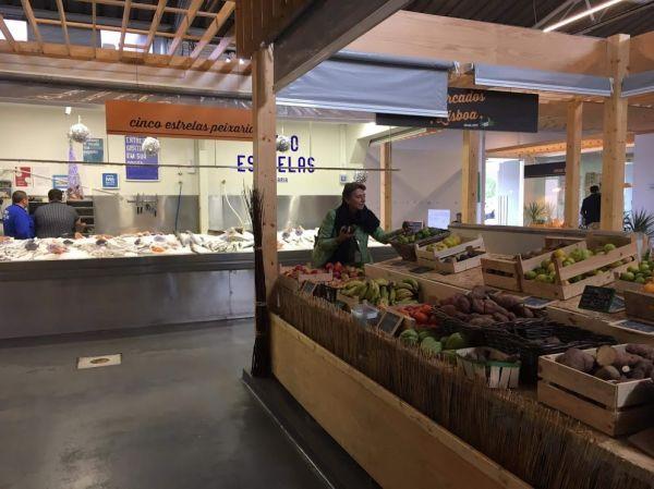 Mercado do Lumiar Lisbon