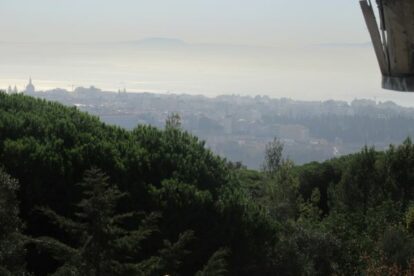 Monsanto Forest Park Lisbon