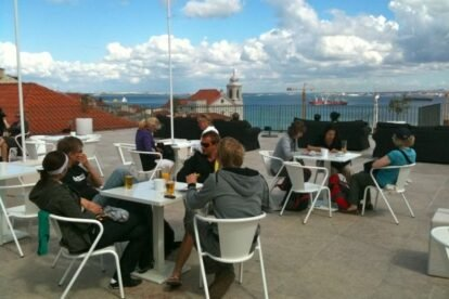Portas do Sol Drinks & Food Lisbon