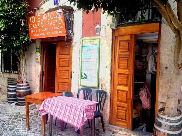 """Restaurante """"O Eurico"""" Lisbon"""