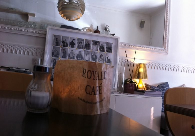 Royal Café Lisbon