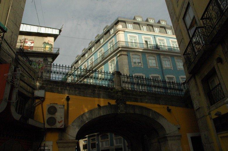 Rua Nova do Carvalho Lisbon