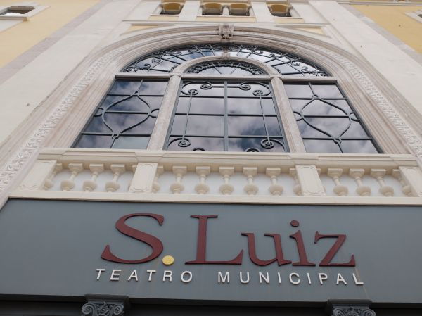 S. Luiz Theater Lisbon