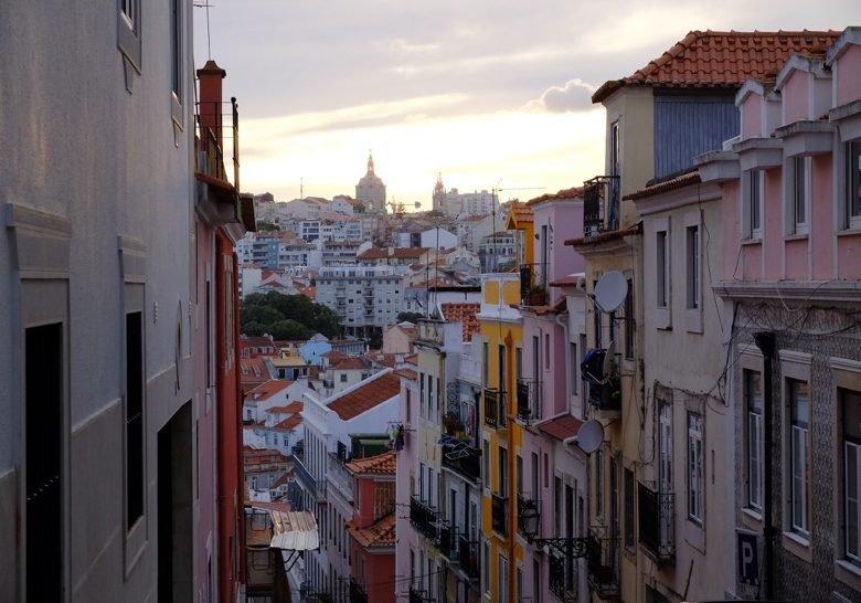 Street View Spot Lisbon