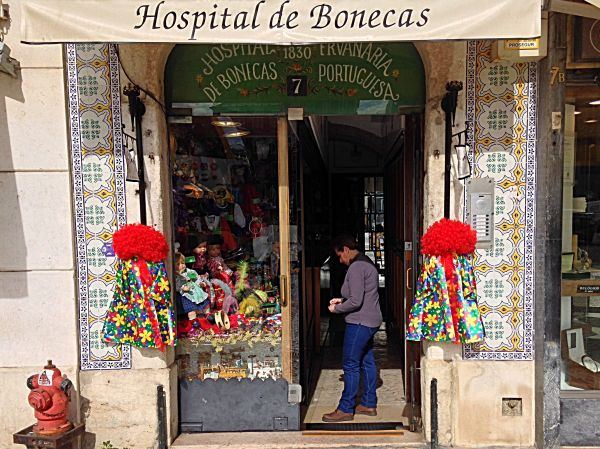 The Doll Hospital Lisbon