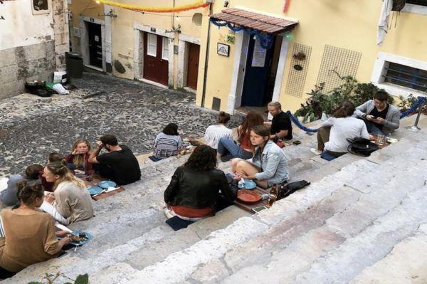 The Food Temple Lisbon