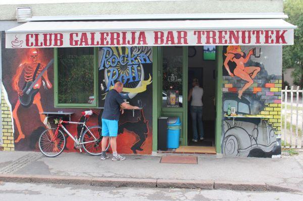 Galerija Bar Trenutek Ljubljana