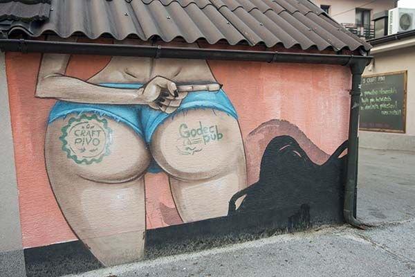 Godec Pub Ljubljana