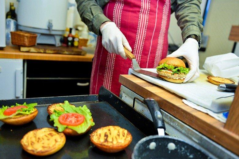 Hood Burger Ljubljana