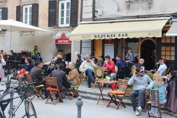 Kljukec Ljubljana