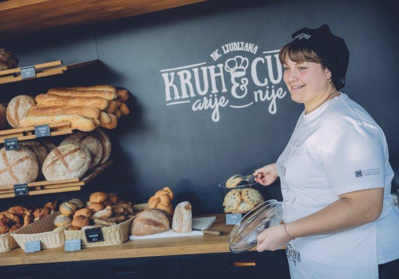 Kruharije in Cukrnije Ljubljana
