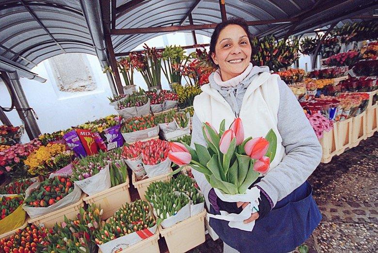 Ljubljana Central Market Ljubljana