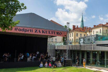 Muzejska Ploščad Ljubljana