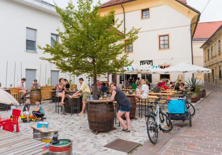 Pivnica Lajbah Ljubljana