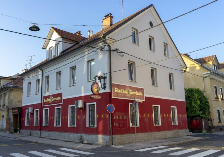 Radha Govinda Ljubljana