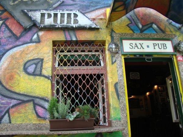 Sax Pub Ljubljana