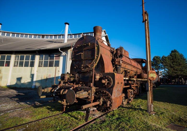 Slovenian Railway Museum Ljubljana