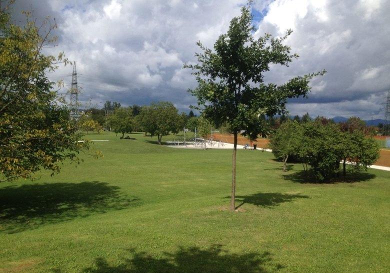 Šmartinski park Ljubljana