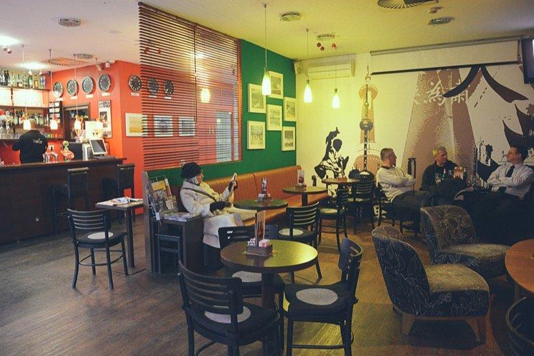 STA Travel Cafe Ljubljana