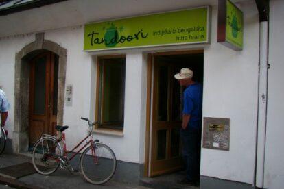 Tandoori Ljubljana