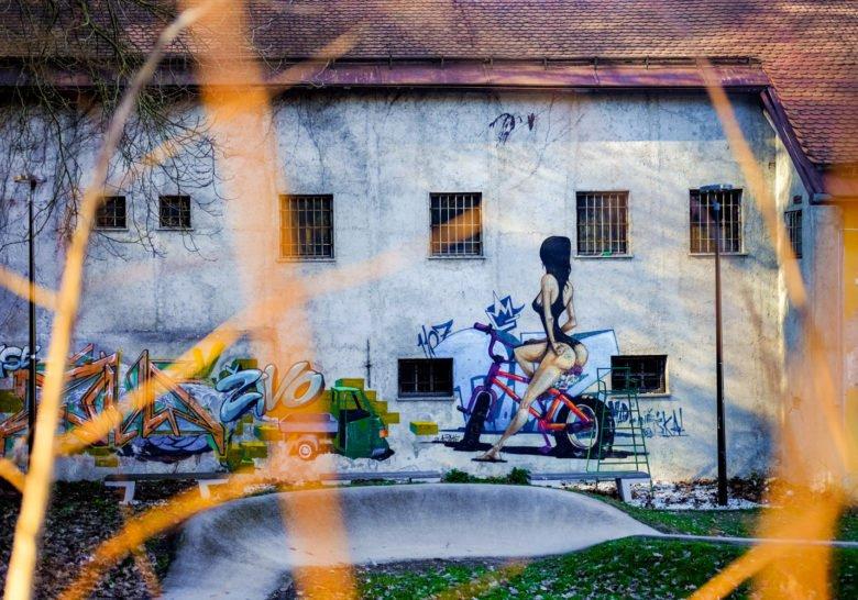 Urban Art (part 2) Ljubljana