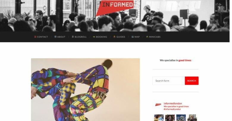 InFormed London Blog