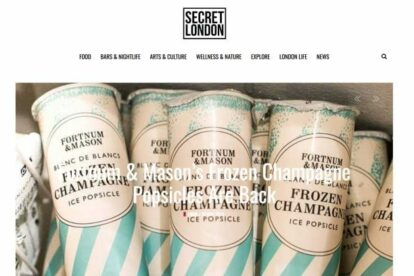 Secret London Blog