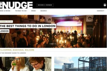 The Nudge London Blog