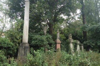 Abney Park Cemetery London