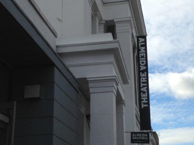 Almeida Theatre London