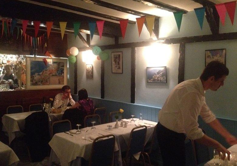 Andy's Taverna London