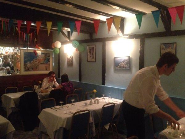 Andy's Taverna – Greek feast